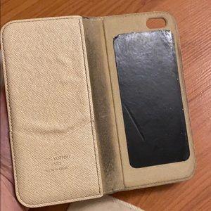 Louis Vuitton Accessories - Authentic Louis Vuitton iPhone 6 case